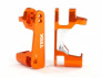 Traxxas Casterblock Alu Orange V+H (2)