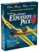 Real Flight G4 Exp.pack 6* SALE