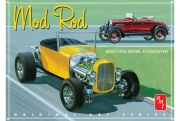 1929 Ford Model A Roadster (OAS) Mod Rod 1/25