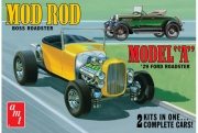 1929 Ford Model A Roadster 1/25