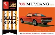 1965 Ford Mustang Fastback 1/32