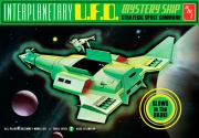 Interplanetary UFO Mystery Ship 1/500*SALE