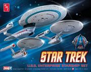 ST Enterprice set (3in1) 1/2500 - NCC1701,1701A,1701B