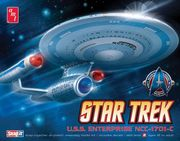 Star Trek Enterprise 1701-C 1/2500*