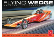 Flying Wedge Dragster Original Art Series 1/25
