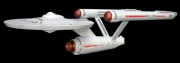Star Trek Classic U.S.S Enterprise 1/650