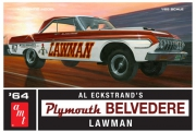 1964 Plymouth Belvedere Lawman 1/25