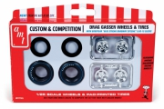 Gasser Wheels and Tires Pack