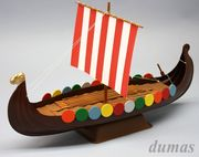 Viking Ship 305mm Träbyggsats