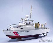 US Coast Guard Utility Boat 787mm Träbyggsats