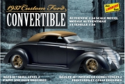 1937 Ford Custom Convertible 1/24