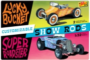 Customizable Street Rod (2-pack) 1/32
