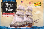 Brig of War Slagskepp 1/170