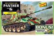 German Panther G Bonus Pack 1/72