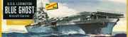 USS Lexington Aircraft Carrier 1/525
