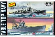 Tabletop Navy 2-Pack KMS King George V & Dorsetshire