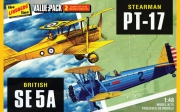 Bi-Planes UK 2-pack 1/48*SALE