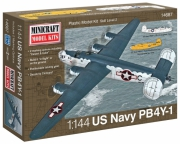 "1/144 PB4Y-1 US Navy ""Calvert & Coke"""
