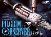 NASA Pilgrim Observer Space Station*SALE