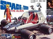 "Space 1999: Alien ""Moon Rover 1/25"