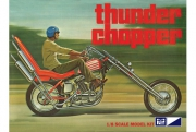 Thunder Chopper Custom Motorcycle 1/8