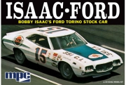1972 Ford Torino Stock Car Bobby Isaac 15 Sta-Power 1/25