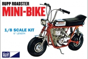 Rupp Mini Bike Red 1/8