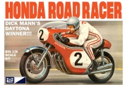 Dick Mann Honda 750 Road Racer Motorcycle 1/8