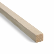 Basswood List 10x10x915 mm  (1)