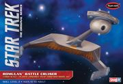 Star trek Romulan Battle Cruiser Snap-kit