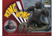 King Kong Resin Figure (målad) 1/72