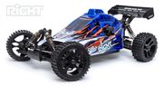 1/5 Buggy 26cc Bensin 4WD 2.4G, RTR