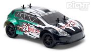Elbil Sport Rally 4WD 2.4G, RTR