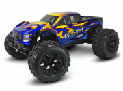 Wolverine 1/10 4WD Monster Truck, RTR