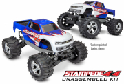 Traxxas Stampede 4x4 1/10 byggsats