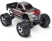 Traxxas Stampede 4x4 1/10 RTR TQ Silver - Med Batteri & Laddare
