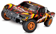 Slash 4x4 12T/XL-5 1/10 RTR TQ Orange
