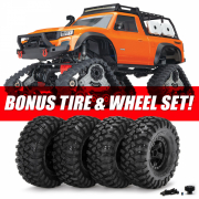 Traxxas TRX-4 Crawler RTR Orange
