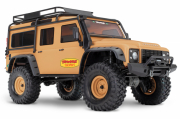 TRX-4 Land Rover Defender Tan-Edition RTR