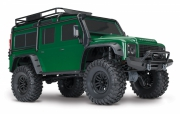 TRX-4 Scale & Trail Crawler Land Rover Defender, grön, RTR