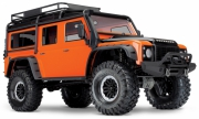 TRX-4 Scale & Trail Crawler Land Rover Defender Orange RTR