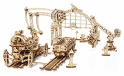 Ugears Rail Mounted Manipulator
