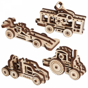 Ugears U-Fidget Vehicles